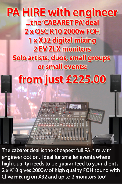 Engineer CABARET package